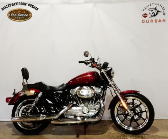 Sportster® 883 SuperLow®