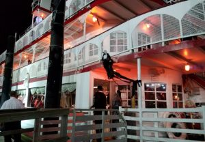 Riverboat VIP Party