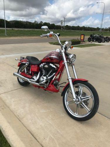 Harley-Davidson CVO Dyna