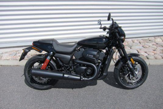 Harley-Davidson XG 750A Street Rod