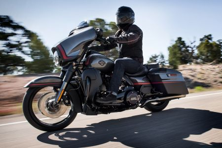 Harley-Davidson celebrates Best Bike award