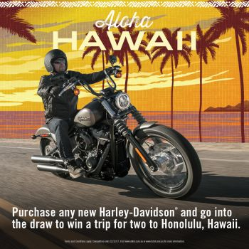 This is your last chance to win a trip to Hawaii!