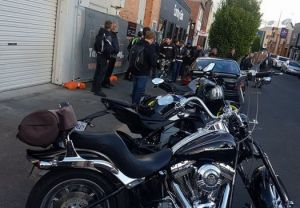 Ride Buddies Launceston Ride 2017