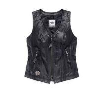 115th Anniversary Leather Vest