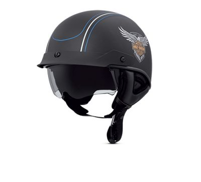 115th Anniversary Ultra-Light Sun Shield J03 Half Helmet