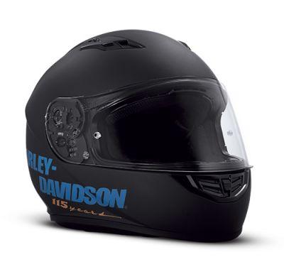115th Anniversary H28 Full-Face Helmet