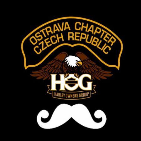 Movember H.O.G Chapter Ostrava / DREAM MEN Ostrava
