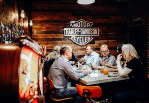 Закрытие мотосезона Harley-Davidson Красноярск 2017