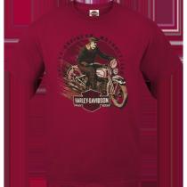 Mens Vintage Rider T-Shirt