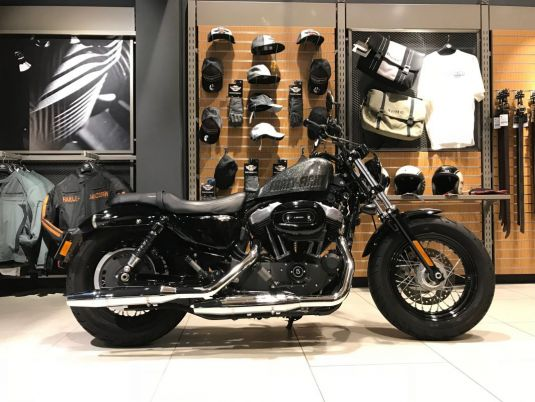 XL1200X Forty-Eight 【低走行距離】