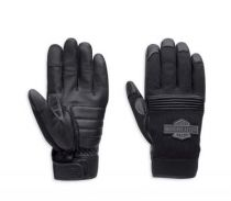 Men's Stark Mesh & Leather Gloves