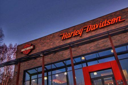 Harley-Davidson® Иркутск провел закрытие мотосезона 2017