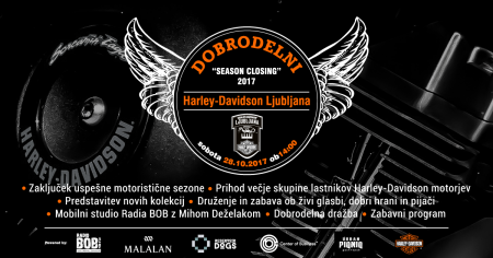 DOBRODELNI SEASON CLOSING PARTY 2017