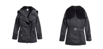 HD dámsky kabát