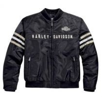 Men's Heritage Nylon Bomber Jacket