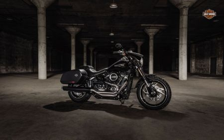 THE NEW HARLEY-DAVIDSON® SPORT GLIDE