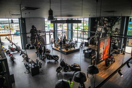 New Motorcycle Stocklist
