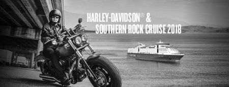 Harley-Davidson & Southern Rock Cruise 2018