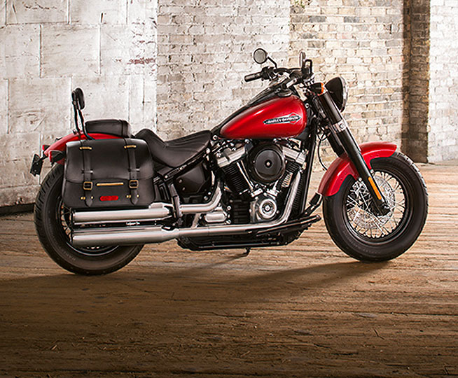 2018 FLSL SOFTAIL SLIM