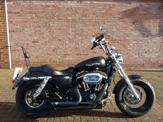 2016 XL1200CB Sportster Custom Limited Full Stage One