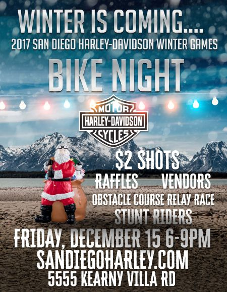 SDHD Bike Night