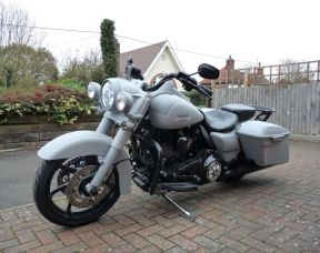 2014 CVO Road King Fully Customised 1800cc Full Stage One