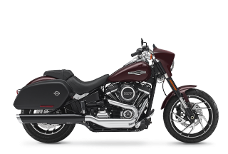 Sport Glide<sup>™</sup> - 2018 Motorcycles