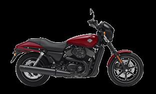 2016 Harley-Davidson Street<sup>®</sup> 750