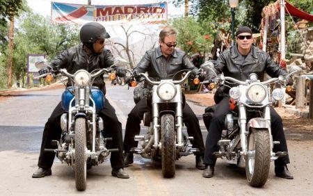 Filmcsillagok, világsztárok, Harley-sok