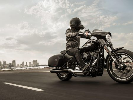 New Harley-Davidson Sport Glide