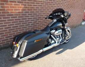 NEW 2017 FLHXS Touring Street Glide Special over £3,500 worth of extras! Denim Black