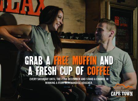 Coffee & Muffin Merchandise Promotion