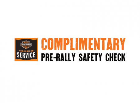 Complimentary Pre-rally Safety Check