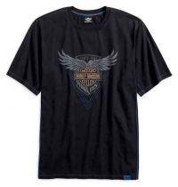 Harley-Davidson® Men's 115th Anniversary Short Sleeve Tee, Black 99013-18VM