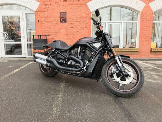 Harley-Davidson V-Rod Night Rod Special (VRSCDX)