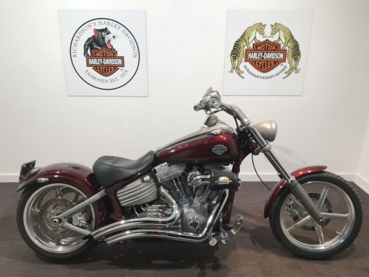 2008 FXCW SOFTAIL ROCKER