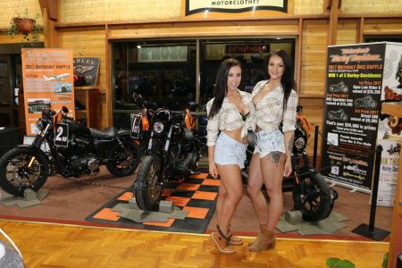 H-D Boys Night & Boot Camp