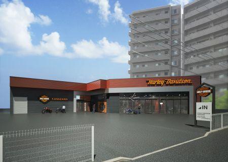 ハーレーダビッドソン金沢 GRAND OPEN オープン記念フェア開催中!!