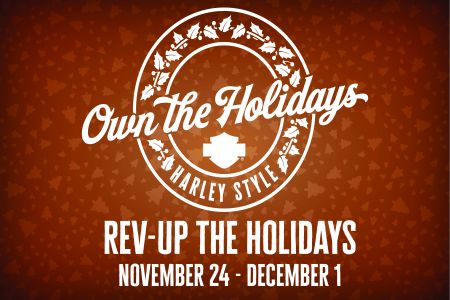 Rev-Up The Holidays!