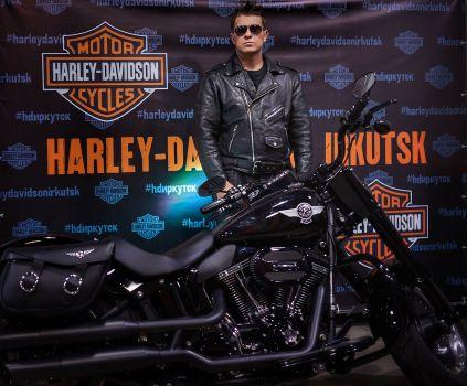 Закрытая презентация мотоциклов в Harley-Davidson® Иркутск