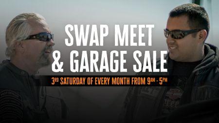Monthly Swap Meet