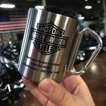 Free Camping Mug