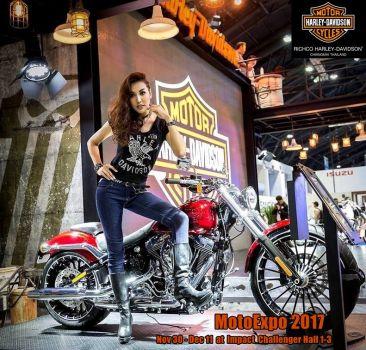 Motor Expo 2017 Nov 30-Dec 11 at Impact Challenger Hall 1-3