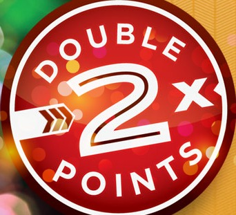 Double Points Tuesday