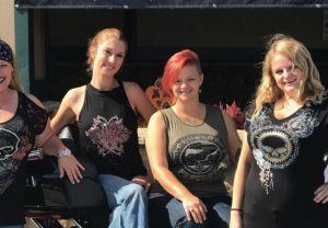 The ladies of Blue Ridge Harley-Davidson©