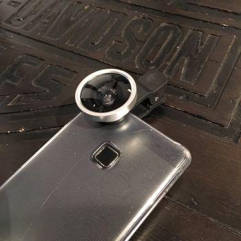 スマートフォン用広角レンズキットをプレゼント中!