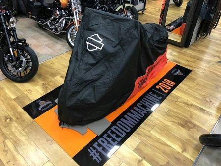 Увлекательный квест от Москва Harley-Davidson!