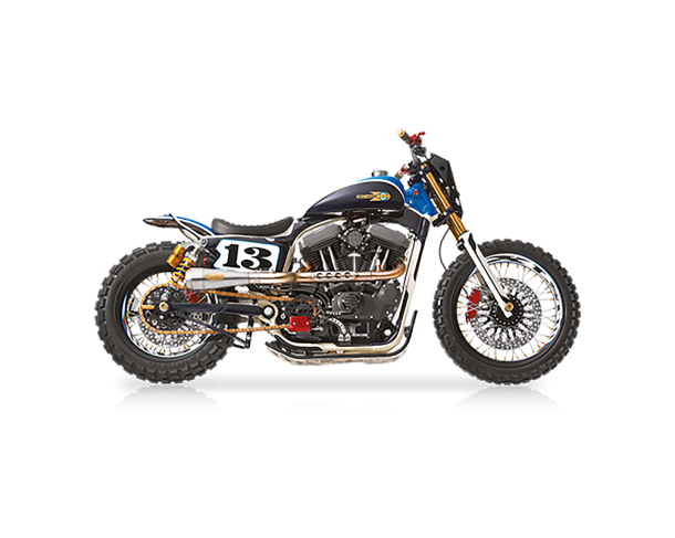 NOT YOUR AVERAGE OFFICIAL HARLEY-DAVIDSON® DEALERSHIP