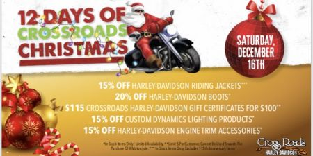 12 Days of CrossRoads Christmas