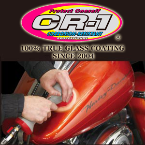 CR-1ガラスコーティング施工料金表